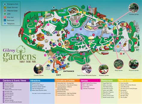 gilroy gardens family theme park gilroy ca gilroy gardens family theme park hotel package gilroy ca