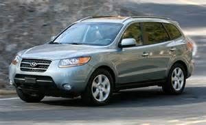 2008 Hyundai Santa Fe Limited Ford Edge Limited Awd 2008 Hyundai Santa Fe Limited Awd
