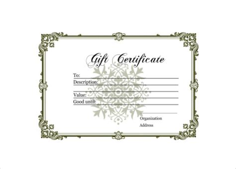 Homemade Gift Cards - free homemade gift cards templates homemade ftempo