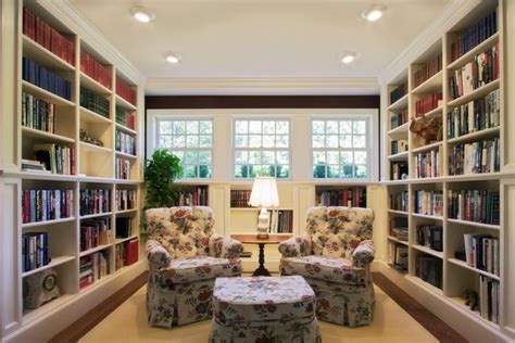 pictures of home office library home offices and libraries jack finn building contractor