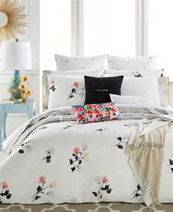 kate spade new york willow court blush comforter and duvet