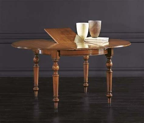 tavolo 6 persone tavolo in legno di noce allungabile da 4 a 6 persone