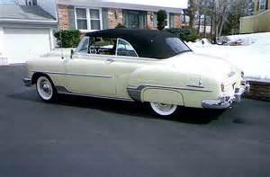 1952 chevrolet styleline deluxe convertible 102613