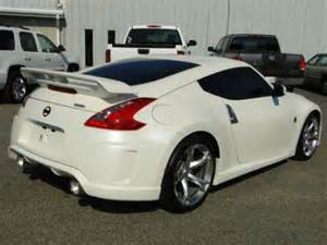Used 2009 Nissan 370z Nismo For Sale Buy Used 2009 Nissan 370z Nismo Rebuilt Salvage Title