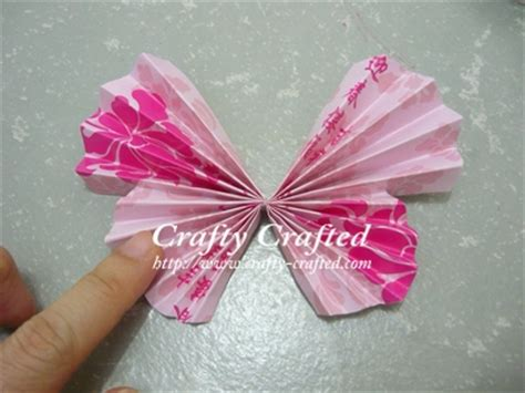 Butterfly Craft Paper - crafty crafted 187 archive crafts for children