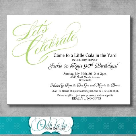 printable birthday party invitations adults adult birthday party invitation wording bagvania