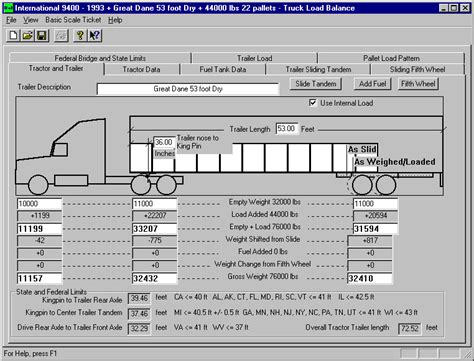 dispersion pattern exles related keywords suggestions for tractor trailer dimensions