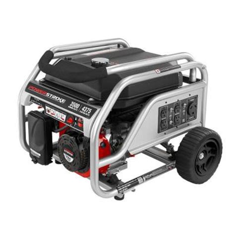 powerstroke 3 500 watt 212cc gasoline powered portable