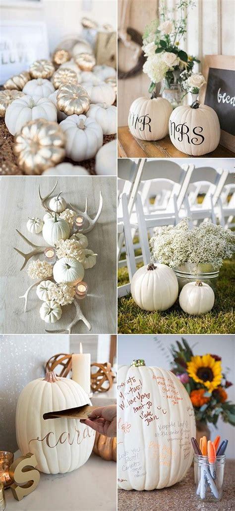 best 25 pumpkin wedding ideas on pumpkin wedding centerpieces fall wedding