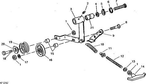 deere 210 belt diagram i a deere mower model 210 and the deck belt i
