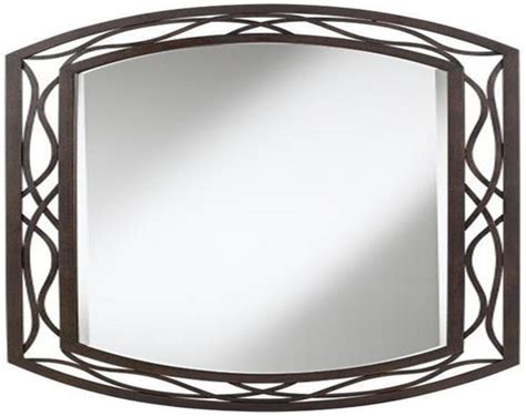 metal frame wall mirror bathroom ideas mirror rustic