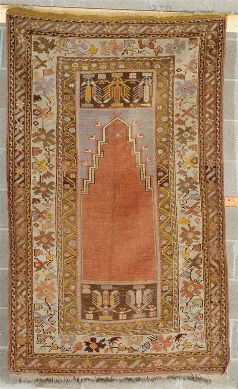 tappeto preghiera tappeto anatolico a preghiera xix inizio xx secolo