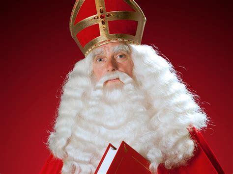 Picture Of Sinterklaas In