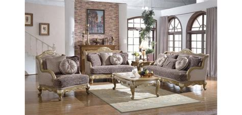 french provincial living room 606 french provincial living room set in gold