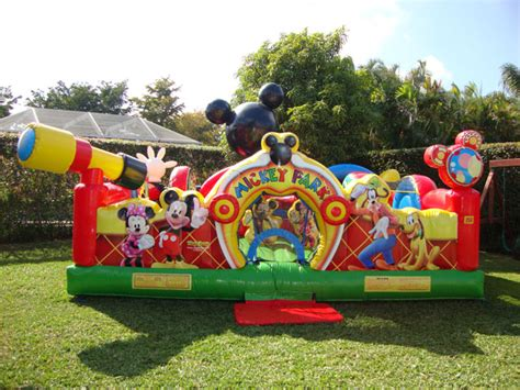 toddlers bounce houses happy party rental miami