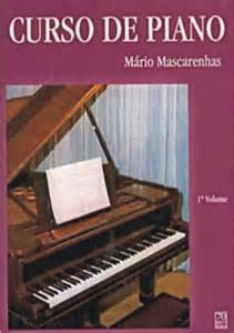 curso completo de piano 8434209551 mario mascarenhas curso de piano vol 1