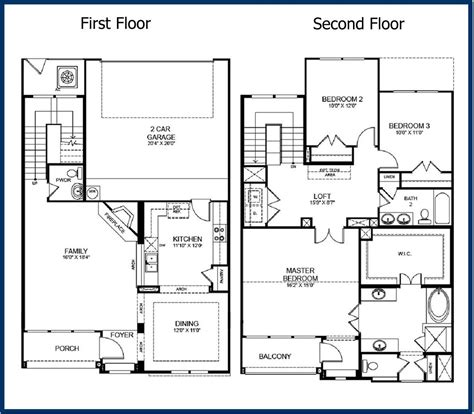 House Plans With Balcony by 2 Story House Plans With Balcony 2017 House Plans And