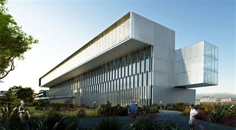 building a home office new corporate office building in ciudad real madrid by rafael de la hoz