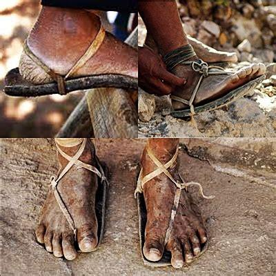 tarahumara running shoes tarahumara shoes or huaraches are thin leather sandals