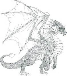 detailed coloring pages of dragon for adults gianfreda net