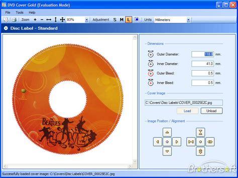 Cd Cover Drucken by Free Cd Cover Printer Cd Cover Printer 3 0 1