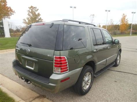 how things work cars 1998 mercury mountaineer transmission control sell used 2002 mercury mountaineer no reserve needs transmission work loaded in grandville