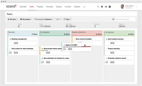 numbers project management template projektijuhtimise tarkvara scoro