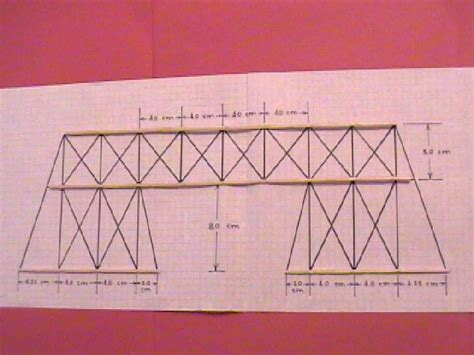 balsa wood bridge designs