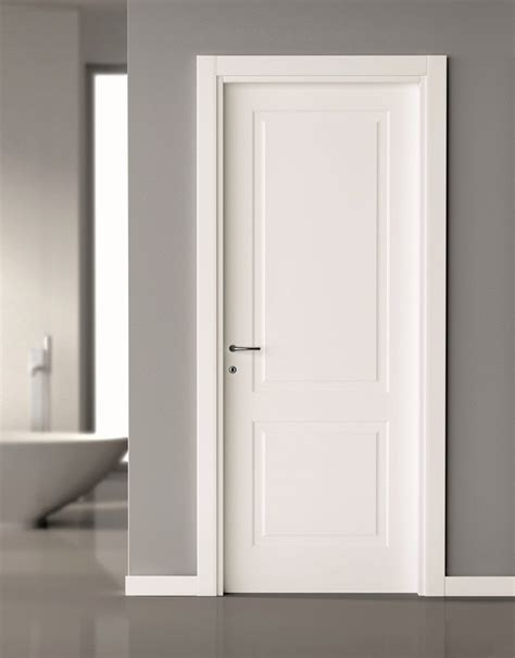 Interior White Doors by 2 Panel Interior Door
