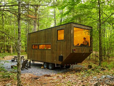 Cabin At by These 6 Secluded Tiny Cabins Will Make You Want To Unplug