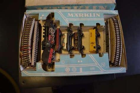 coffret marklin 3203 collections chemin de fer