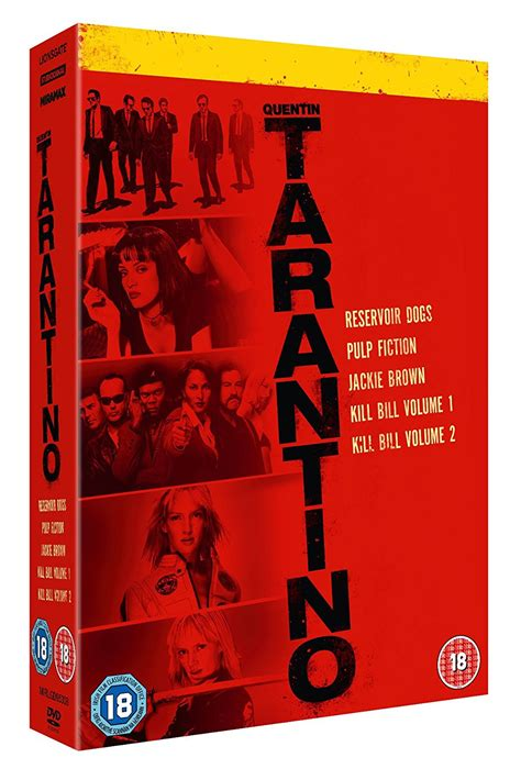 quentin tarantino film print collection quentin tarantino collection quentin tarantino