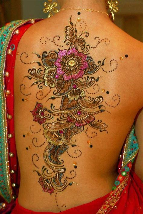 16 remarkable henna tattoo designs for both men and women