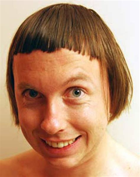 fringe haircuts gone wrong haircuts gone wrong cut short hairstyle 2013