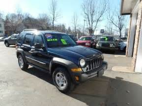 Jeep Liberty For Sale In Ct 2007 Jeep Liberty For Sale Connecticut Carsforsale