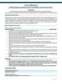 Sle Resume Technical Consultant 28 Information Technology Resume Information Technology It Resume Sle Resume Companion
