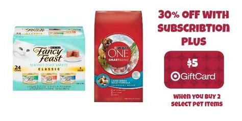 great savings on fancy feast at target more bargain target com big savings on fancy feast purina pet food