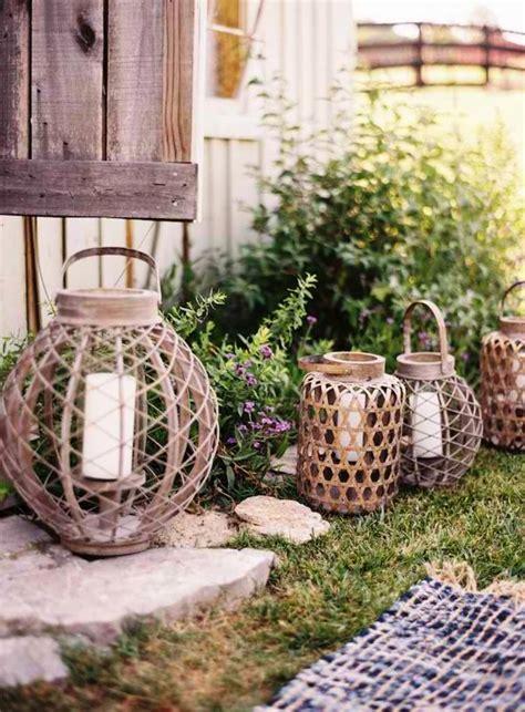 easy rustic outdoor decor ideas   instaloverz
