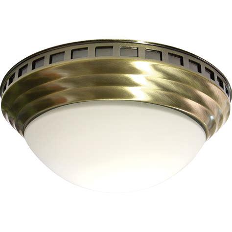 bath fan with light nuvent bath fan with light 90 cfm antique brass model