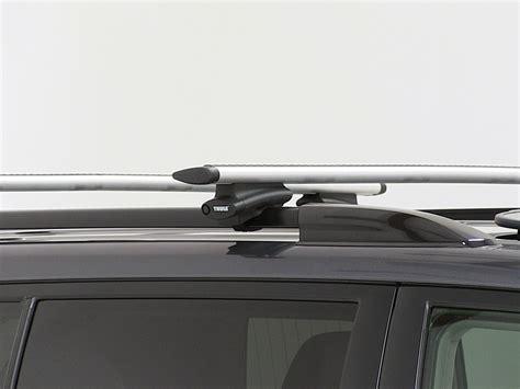 Toyota Highlander Roof Rack Installation by Thule Roof Rack For 2012 Highlander By Toyota Etrailer