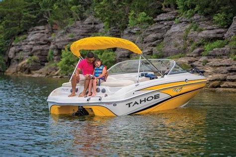 tahoe boat reviews 2014 tahoe q4i sf picture 581236 boat review top speed