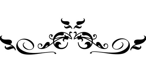 gambar tattoo png tattoo floral vine 183 free vector graphic on pixabay