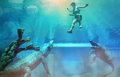 Water Gun Crocodile wallpaper water gun crocodiles braid lara lara the rays of