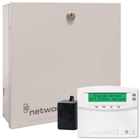 interlogix networx nx 8 security system kit with nx 148e