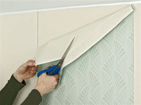how to wallpaper a room how tos diy