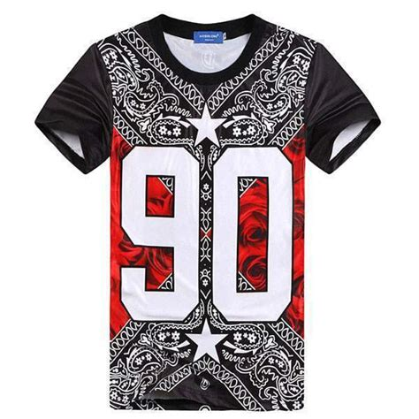Tshirt New Hip Hop t shirt 224 manches courtes casual unisex fashion hip hop