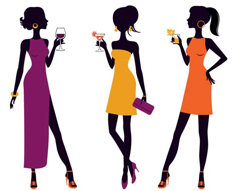 cocktail party silhouette page 3 exclusive quot it s the prawns quot pune365
