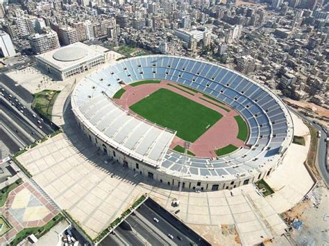 Best Places To Football In Beirut Camille Chamoun Sports City Stadium Info Stades