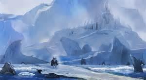 viking ice castle flockenpracht deviantart