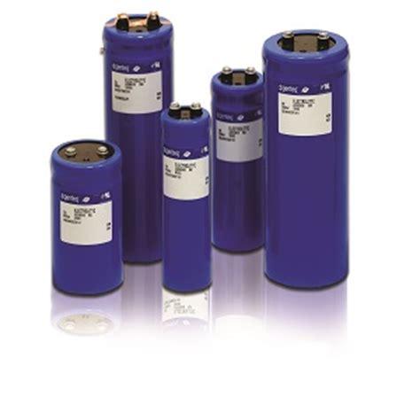 electrolytic capacitors terminals genteq motors